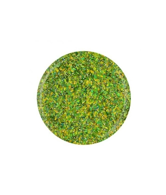 Supreme glitter gel cupio green