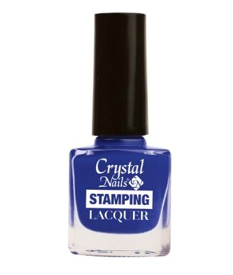 Stamping Albastru