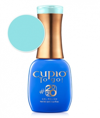 Cupio gel lac 2020 Collection Bleached Coral