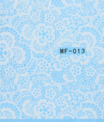 BB Nail Sticker MF013