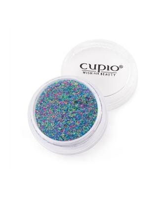 Nisip multicolor albastru