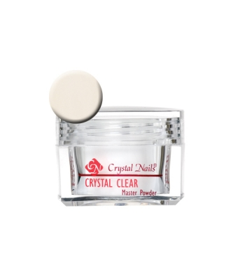 Praf acrylic master powder crystal clear 100gr