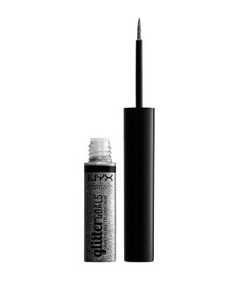 Contur ochi nyx professional makeup glitter goals liquid eyeliner diamond dust