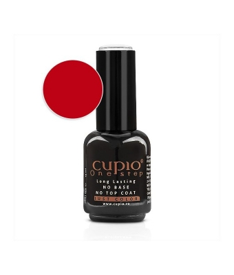 Cupio gel lac one step red