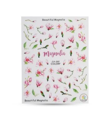 Abtibild unghii CA560 Magnolii