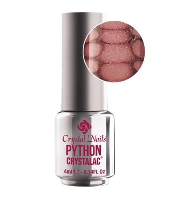 Python Crystalac Peach Outlet