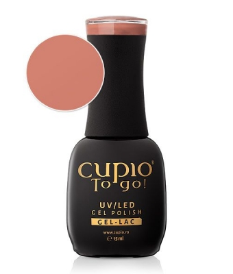 Cupio Gel Lac Chestnut 15ml