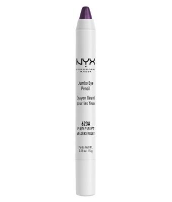 Creion ochi nyx professional makeup jumbo eye pencil purple velvet