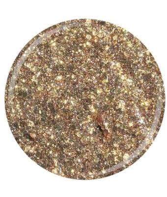 Glitter gel Superstar Cupio Golden