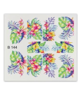 BB Nail Sticker B144  3D