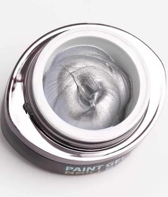 Paint Gel Contour 6 silver  5ml BrillBird