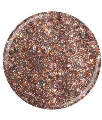 Glitter gel Superstar Cupio Golden Sand