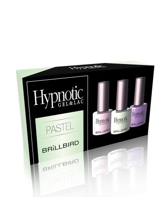Colectia Hypnotic Gel Lac Pastel  3x8ml