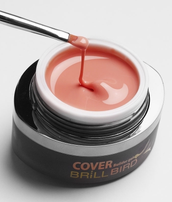 Cover Pink Gel Roz Natural 15ml