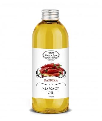 Ulei de masaj paprika1l