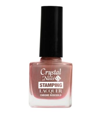 Stamping Chrome Rosegold