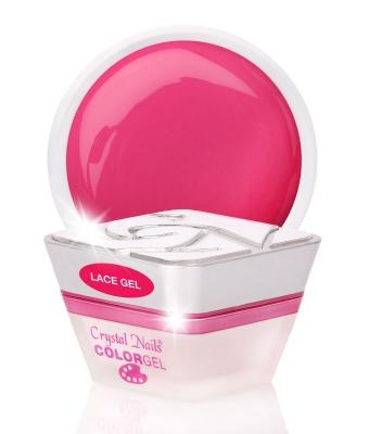 Lace Gel Pink 3