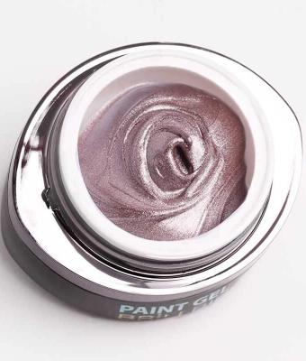Paint Gel Contour 8 metal rose  5ml BrillBird