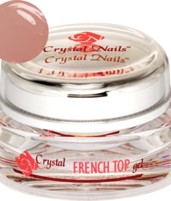 French Top Gel Roz Intens