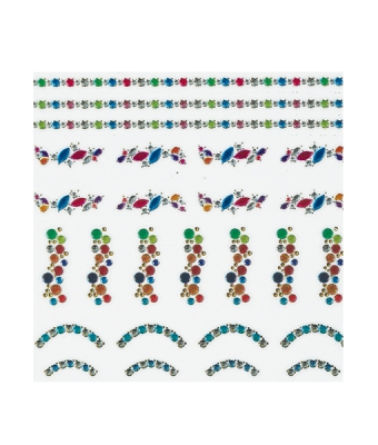 Jewel Sticker 11