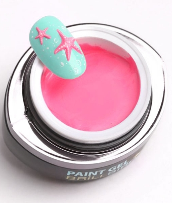 Paint Gel Contour 3 pink 5ml BrillBird