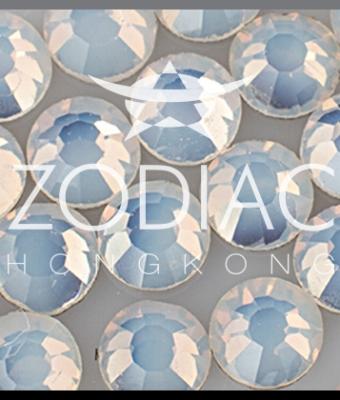 Strasuri White Opal SS10
