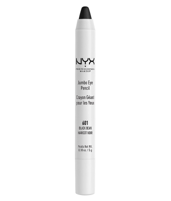 Creion nyx jumbo eye pencil black bean