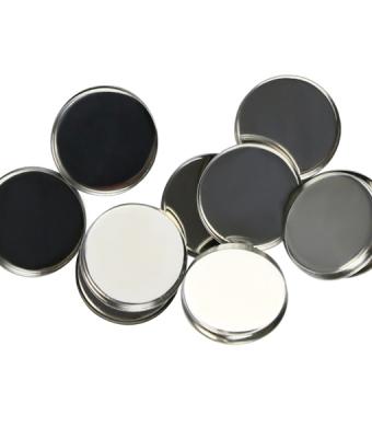 Placi metalice pentru paleta 10 buc set Crystal Nails