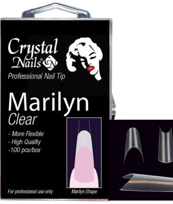 Marlyn tip box clear