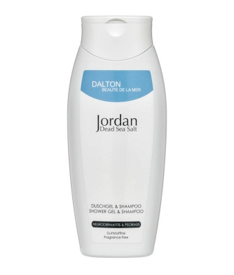 Jordan Shower Gel & Shampoo 250 ml