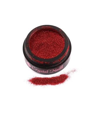 Glitter Small Red 49