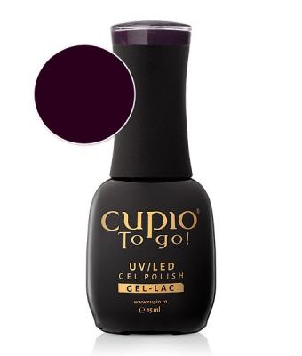 Cupio Gel Lac Dark Plum