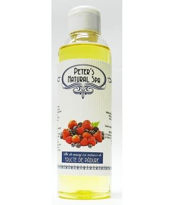 Ulei cu extract de fructe de padure 250ml
