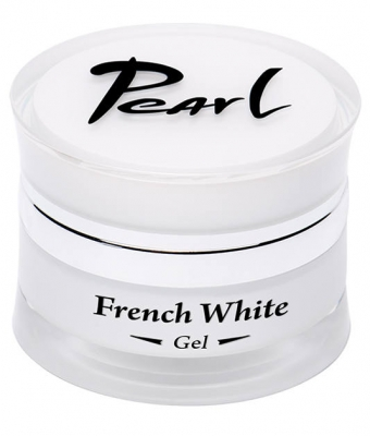 French White Gel 15 ml Pearl Nails