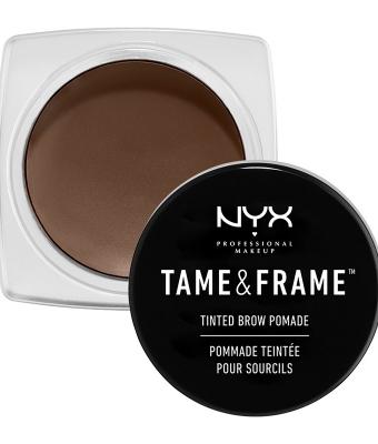 Gel sprancene nyx tame and frame brow pomade espresso