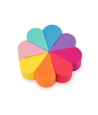 Set 8 bureti cosmetici multicolori