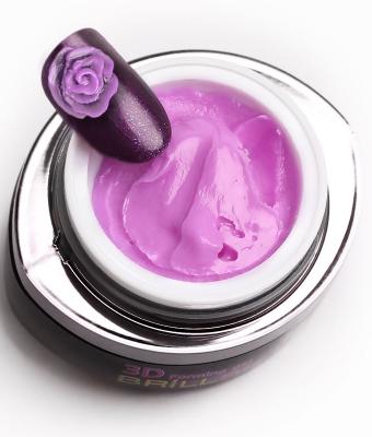 3D Forming Gel Light Purple  3ml